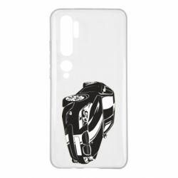 Чехол для Xiaomi Mi Note 10 BMW car