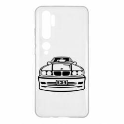 Чехол для Xiaomi Mi Note 10 BMW E34