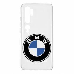 Чехол для Xiaomi Mi Note 10 BMW