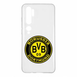 Чохол для Xiaomi Mi Note 10 Borussia Dortmund