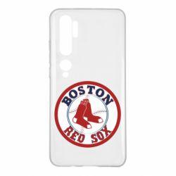 Чохол для Xiaomi Mi Note 10 Boston Red Sox