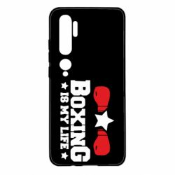 Чохол для Xiaomi Mi Note 10 Boxing is my life