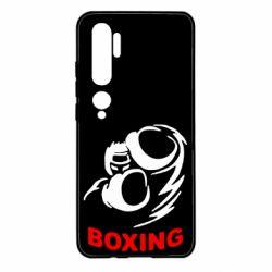 Чохол для Xiaomi Mi Note 10 Boxing