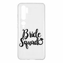Чохол для Xiaomi Mi Note 10 Bride Squad