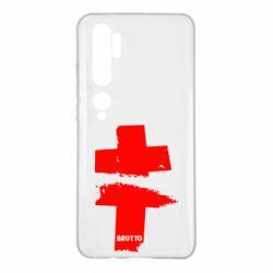 Чехол для Xiaomi Mi Note 10 Brutto Logo