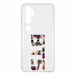 Чехол для Xiaomi Mi Note 10 BTS collage