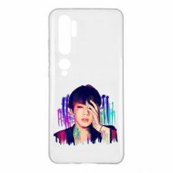 Чехол для Xiaomi Mi Note 10 Bts Jin