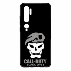 Чехол для Xiaomi Mi Note 10 Call of Duty Black Ops 2