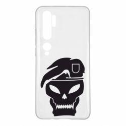 Чохол для Xiaomi Mi Note 10 Call of Duty Black Ops logo