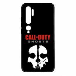 Чехол для Xiaomi Mi Note 10 Call of Duty Ghosts