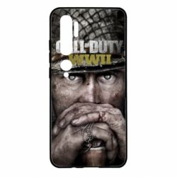 Чехол для Xiaomi Mi Note 10 Call of Duty WWII