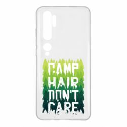 Чехол для Xiaomi Mi Note 10 Camp hair don't care