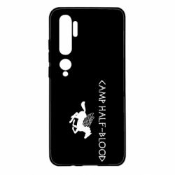 Чехол для Xiaomi Mi Note 10 Camp half-blood