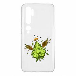 Чохол для Xiaomi Mi Note 10 Cannabis