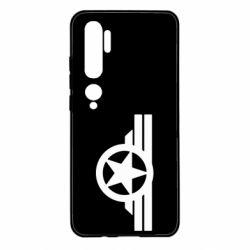 Чехол для Xiaomi Mi Note 10 Captain's Star