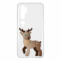 Чехол для Xiaomi Mi Note 10 Cartoon deer