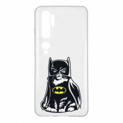 Чохол для Xiaomi Mi Note 10 Cat Batman