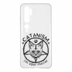 Чехол для Xiaomi Mi Note 10 CATANISM i am you master