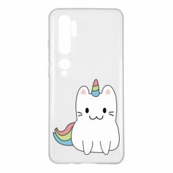 Чехол для Xiaomi Mi Note 10 Caticorn