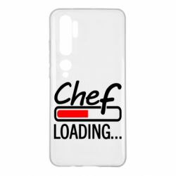 Чехол для Xiaomi Mi Note 10 Chef loading
