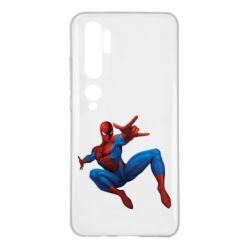 Чохол для Xiaomi Mi Note 10 Людина павук
