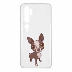 Чехол для Xiaomi Mi Note 10 Чихуахуа