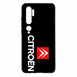 Чохол для Xiaomi Mi Note 10 Citroë\