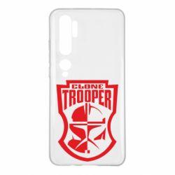 Чехол для Xiaomi Mi Note 10 Clone Trooper