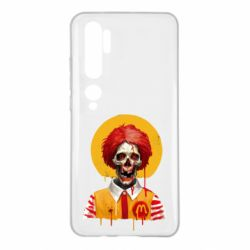Чохол для Xiaomi Mi Note 10 Clown McDonald's skeleton