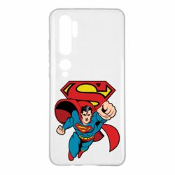 Чохол для Xiaomi Mi Note 10 Comics Superman