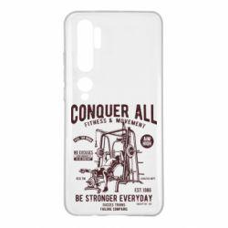 Чохол для Xiaomi Mi Note 10 Conquer All