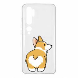 Чехол для Xiaomi Mi Note 10 Corgi back