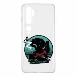 Чехол для Xiaomi Mi Note 10 Cowboy bebop