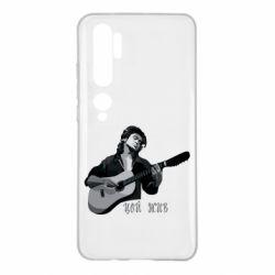 Чохол для Xiaomi Mi Note 10 Цой жив