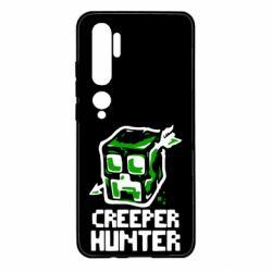 Чехол для Xiaomi Mi Note 10 Creeper Hunter