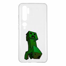 Чохол для Xiaomi Mi Note 10 Creeper