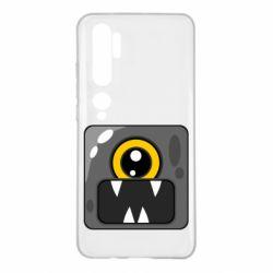 Чехол для Xiaomi Mi Note 10 Cute black boss