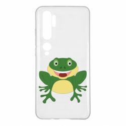 Чехол для Xiaomi Mi Note 10 Cute toad