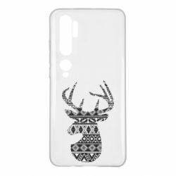 Чохол для Xiaomi Mi Note 10 Deer from the patterns