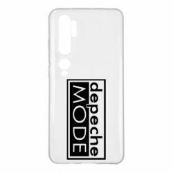 Чохол для Xiaomi Mi Note 10 Depeche Mode Rock