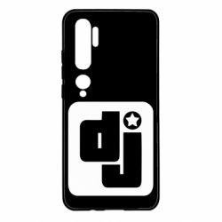 Чехол для Xiaomi Mi Note 10 DJ star
