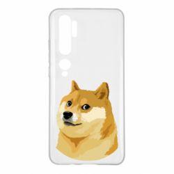 Чохол для Xiaomi Mi Note 10 Doge