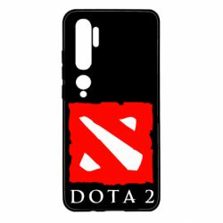 Чехол для Xiaomi Mi Note 10 Dota 2 Big Logo