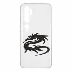 Чехол для Xiaomi Mi Note 10 Дракон