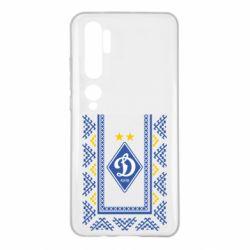 Чехол для Xiaomi Mi Note 10 Dynamo logo and ornament