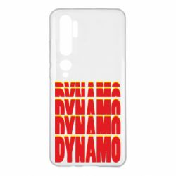 Чехол для Xiaomi Mi Note 10 Dynamo repetition
