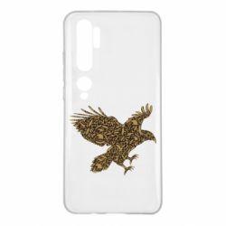 Чехол для Xiaomi Mi Note 10 Eagle feather