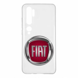 Чохол для Xiaomi Mi Note 10 Emblem Fiat