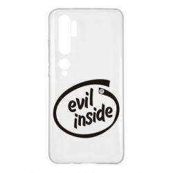 Чохол для Xiaomi Mi Note 10 Evil Inside