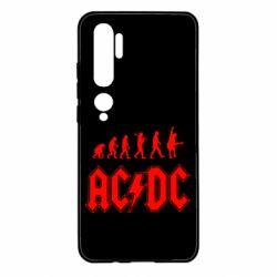 Чехол для Xiaomi Mi Note 10 Эволюция AC\DC